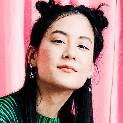 Michelle Zauner of Japanese Breakfast will perform on Saturday.