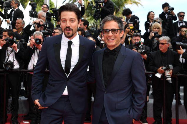Amazon Cortest Spielberg Gael Garcia Bernal & Diego Luna