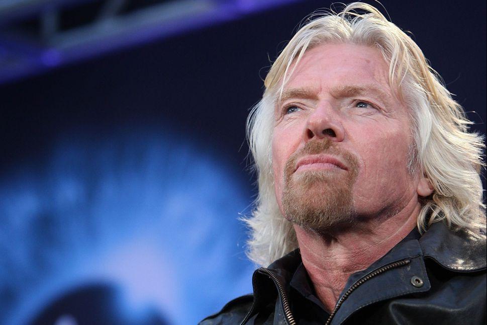 Richard Branson's Virgin Galactic