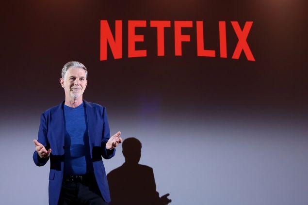 Amazon Netflix Fleabag Reed Hastings