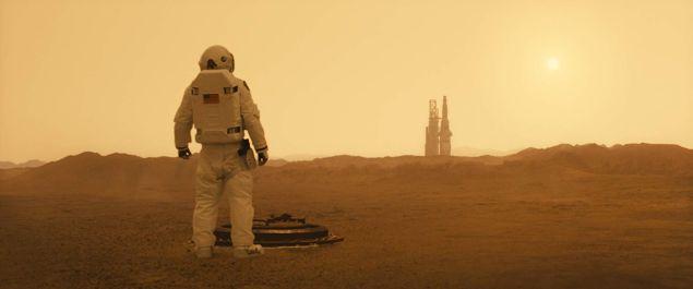 Brad Pitt Ad Astra Smart Sci-Fi Blockbuster