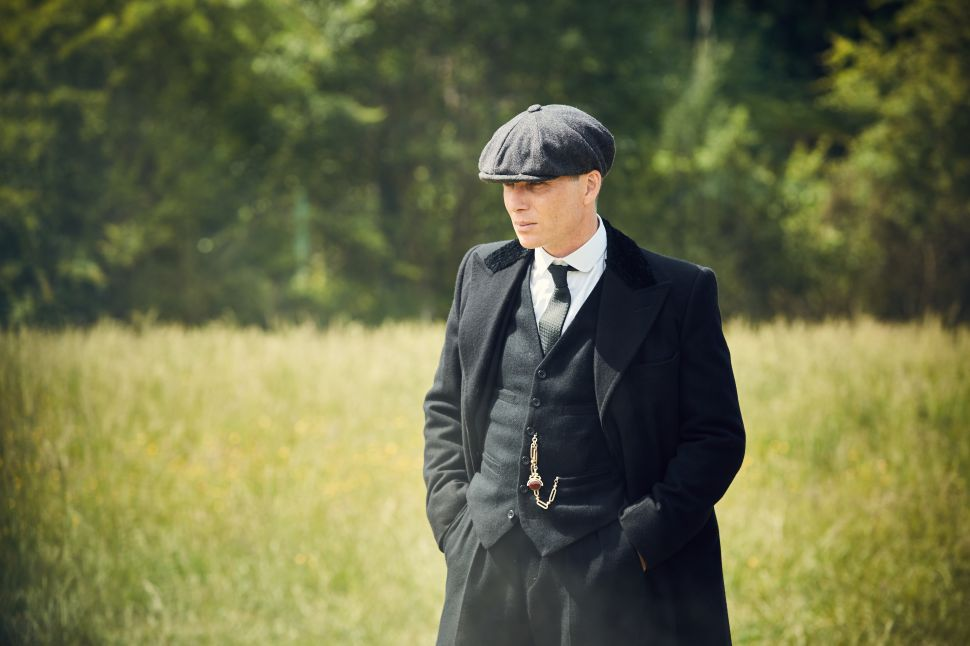 Netflix Peaky Blinders Season 5 Steven Knight interview