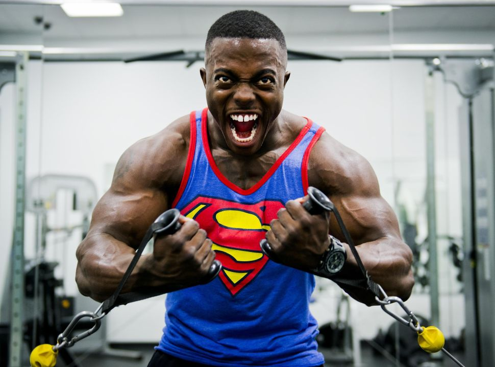 "RocketBody, a fitness tracking Apple Watch app that utilizes ECG technology, was originally developed for professional athletes to help them find what's called peak performance—or ""Superman mode."""