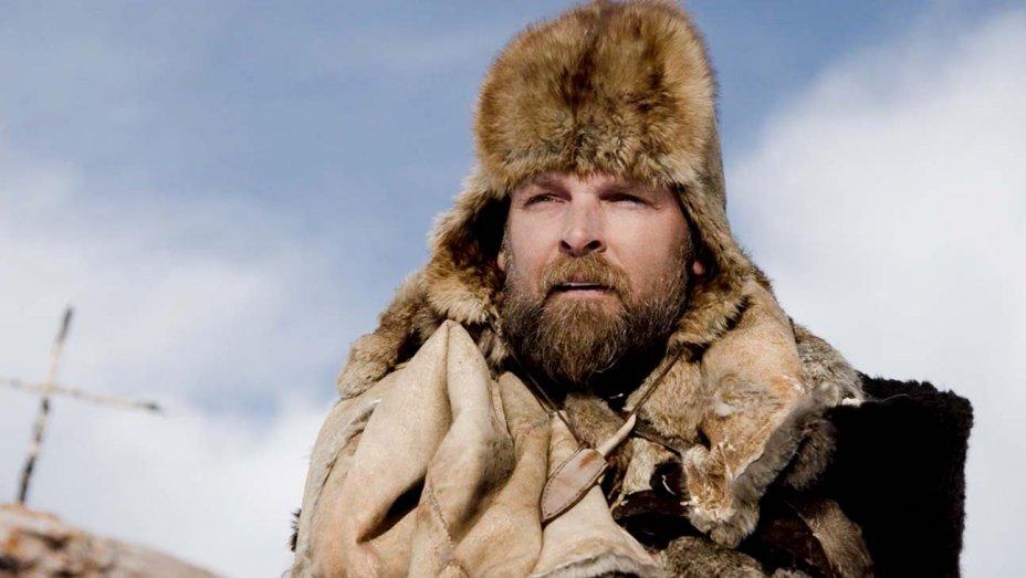 The Great Alaskan Race.
