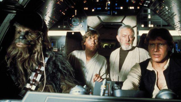 Star Wars Trailer Analysis