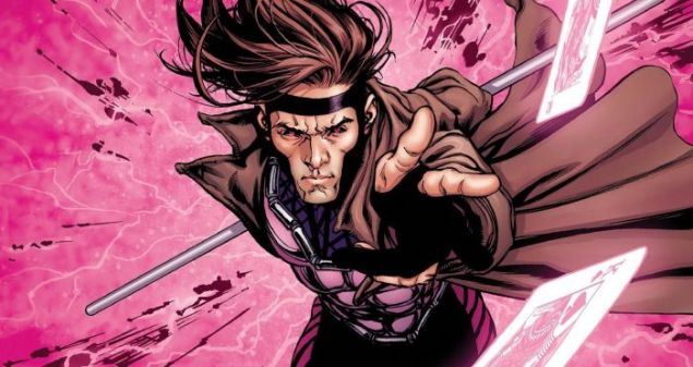 Marvel X-Men Gambit Movie
