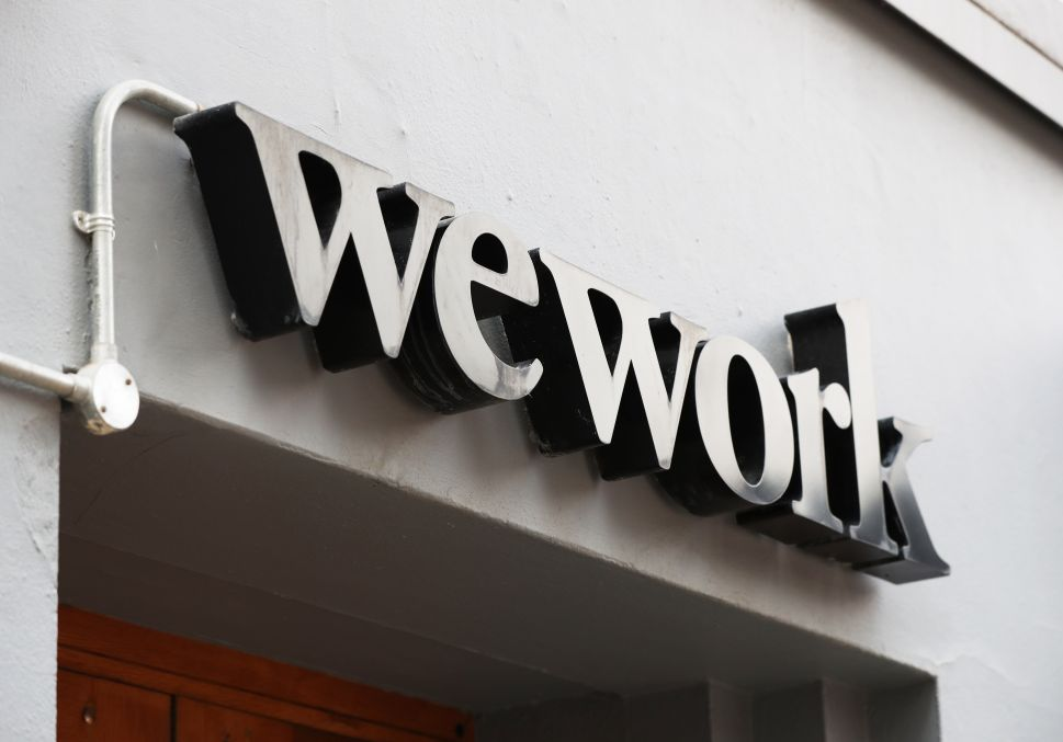 WeWork has received nearly $19 billion in funding from SoftBank.