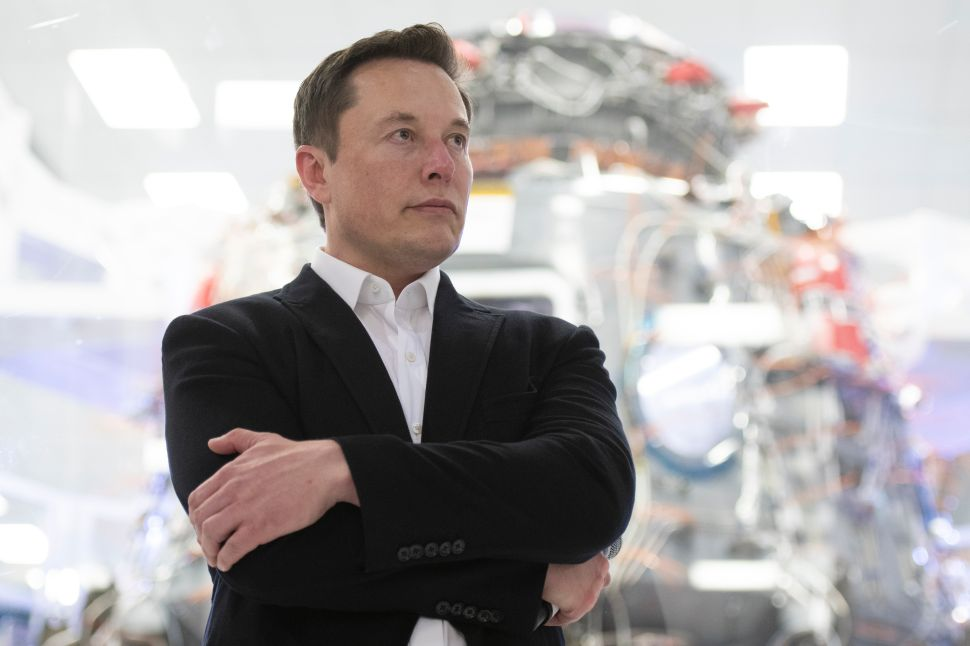 SpaceX CEO Elon Musk said his Mars-colonizing spaceship would cost only $2 million per launch.