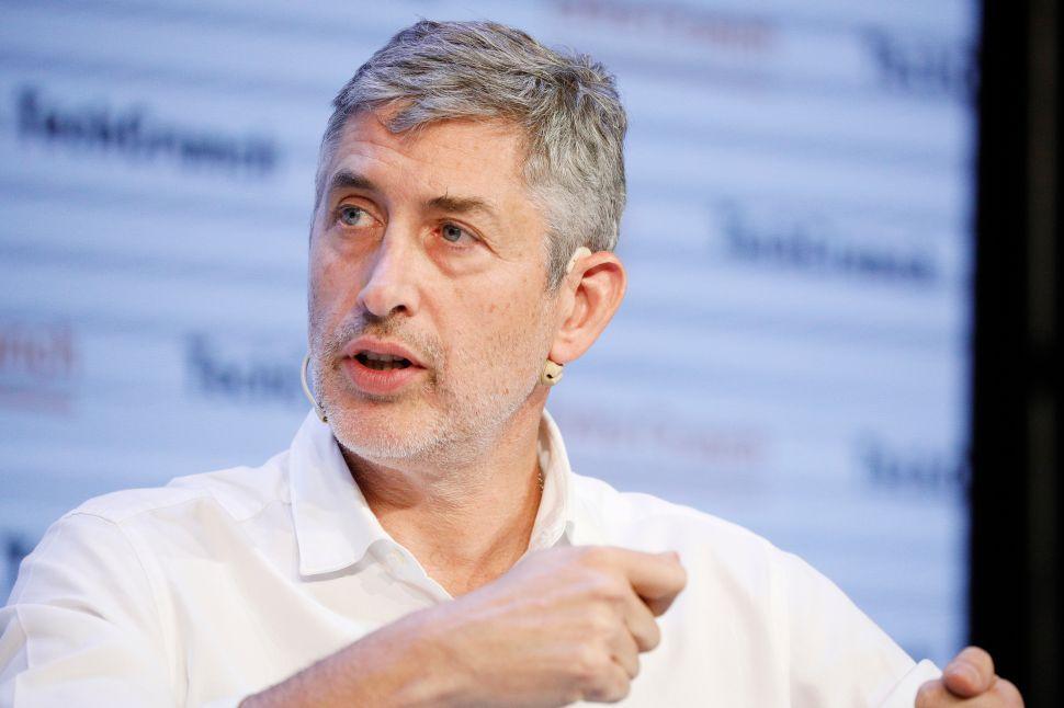 OneWeb CEO Adrián Steckel.