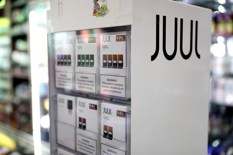 Sales of flavored Juul products have officially stopped, according to the company.