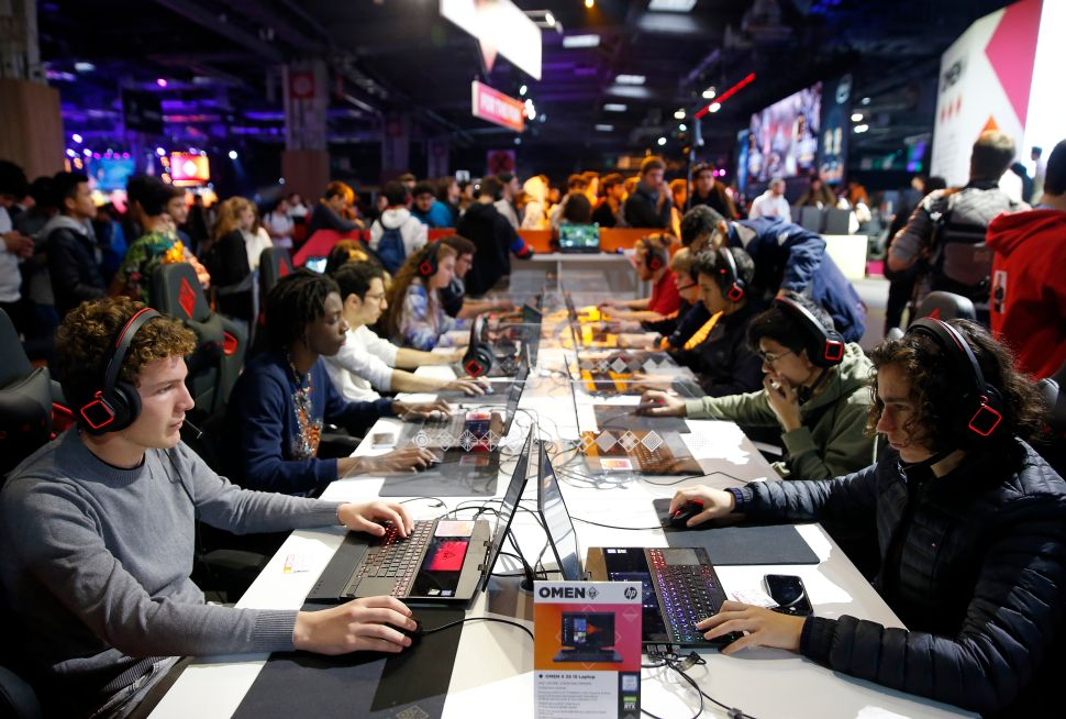 The We Company is said to be venturing into the lucrative esports space.