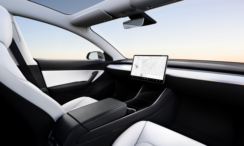 In April, Tesla unveiled the design for an autonomous vehicle without a steering wheel that Elon Musk claims will be coming within two years.