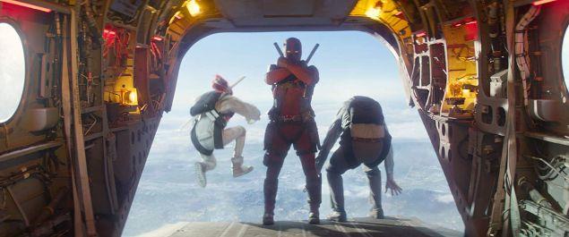 Disney Marvel Deadpool 3 info details