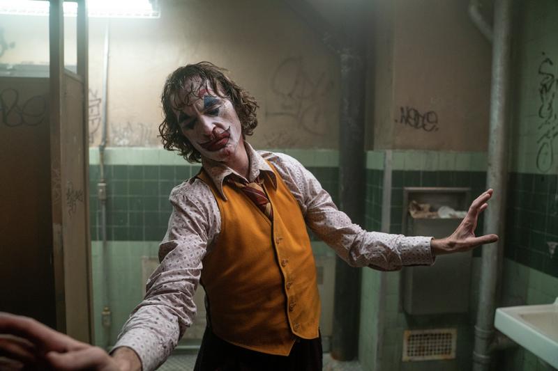 Joker opening weekend Joker box office numbers 2020 superhero movies