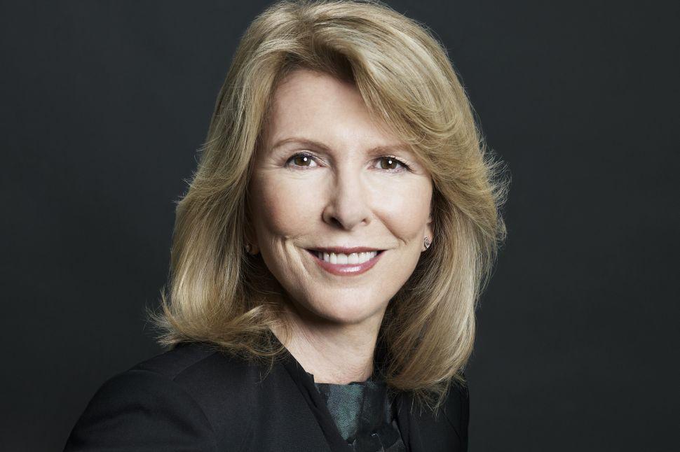 Susan Lyne, president of BBG Ventures.