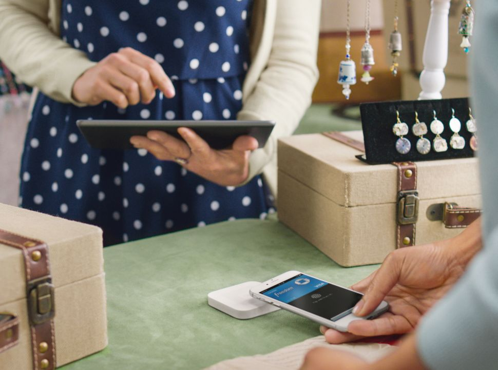 Square's merchant products have become popular among small business owners.