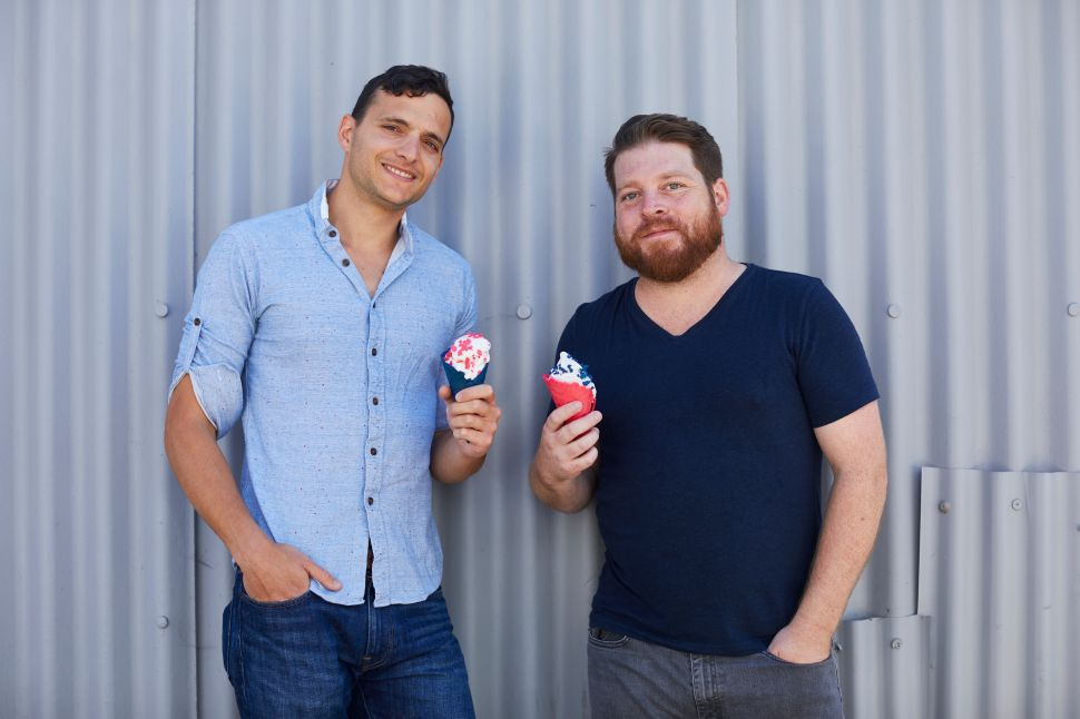 Eclipse Foods' co-founders Aylon Steinhart and Thomas Bowman