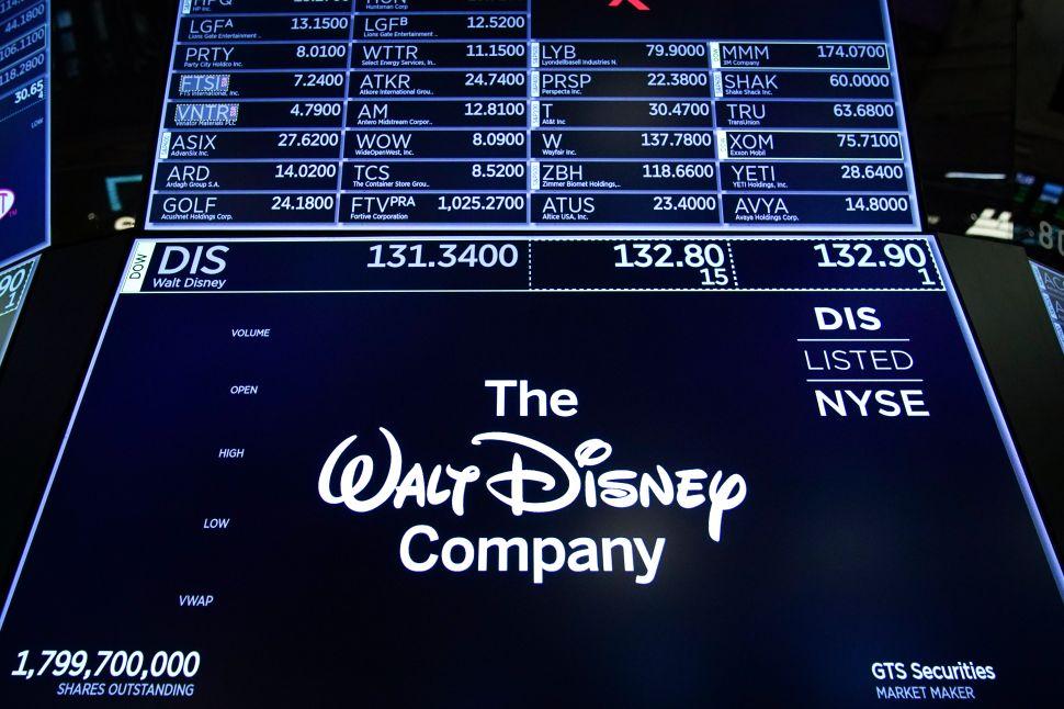 Disney Earnings Call Investor Relations