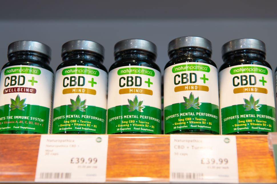 CBD-infused products could be potentially harmful to consumers' health, according to the FDA.