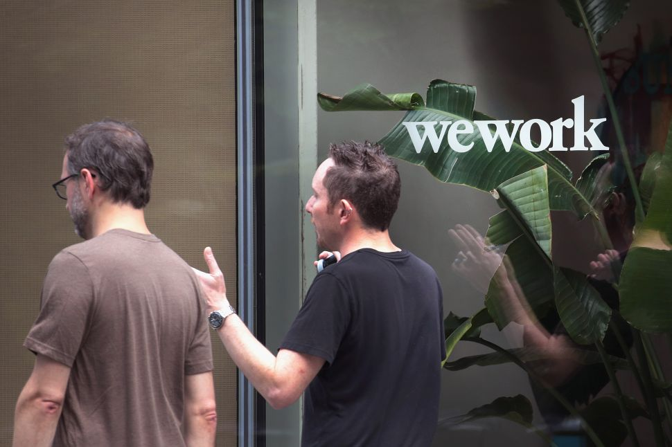 Human resources experts explain why WeWork's toxic workplace needs an overhaul.