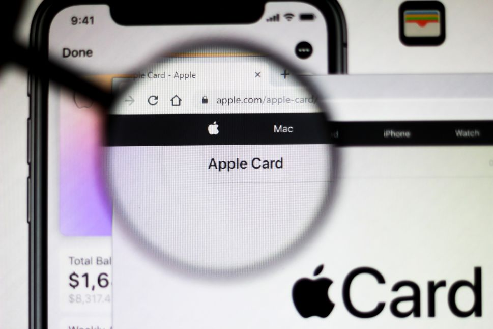 The Apple Card's algorithm-based application process may be discriminating against female applicants.