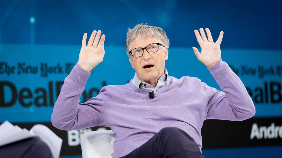Bill Gates is one of the heavyweight investors behind Heliogen.