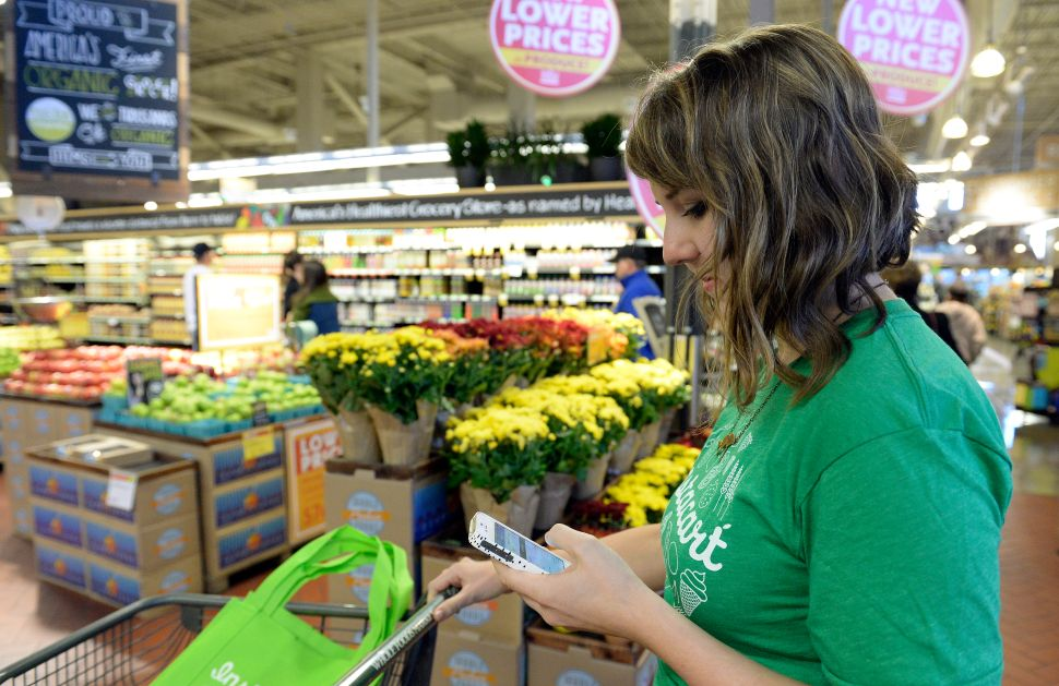 Instacart workers have seen their wage structure change multiple times since the startup launched in 2012.