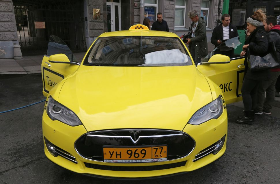 Tesla has finally gotten approval for its Model 3 to join New York City's fleet of yellow cabs.