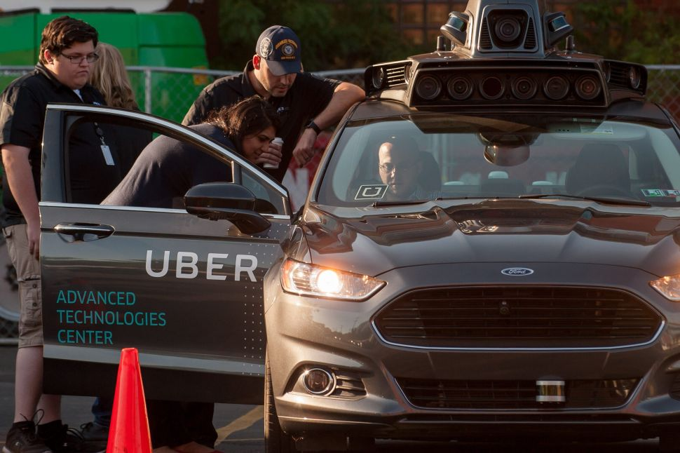 Uber hasn't tested any driverless cars on the road since a fatal crash that killed a woman in Arizona last year.
