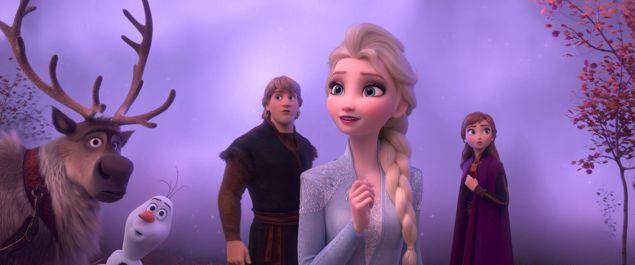 Frozen 2 elsa girlfriend