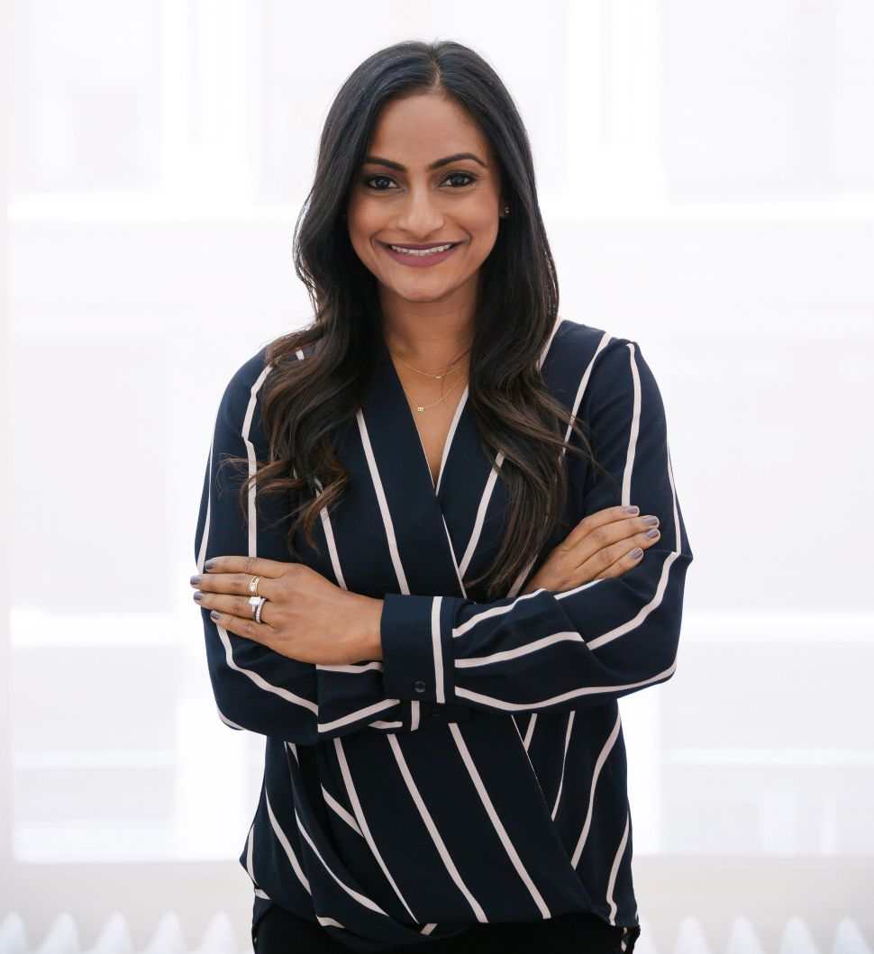 Nithya Thadani, CEO of RAIN