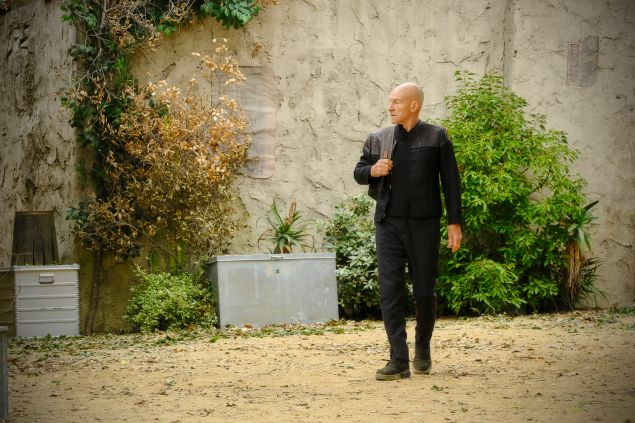 Star Trek Picard Patrick Stewart Trailer Release Date Cast