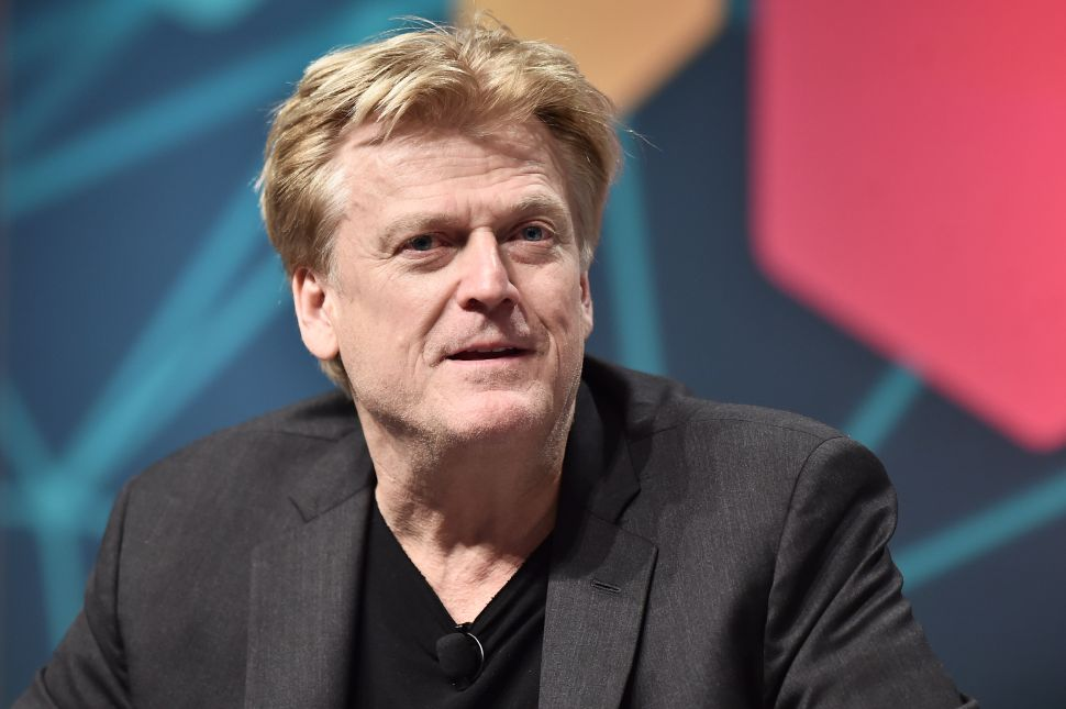 Founder and former CEO of Overstock.com Patrick Byrne.