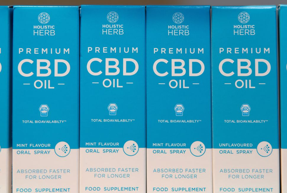 "CBD products have flooded the market, but Amazon insists it doesn't ""allow"" their sales."