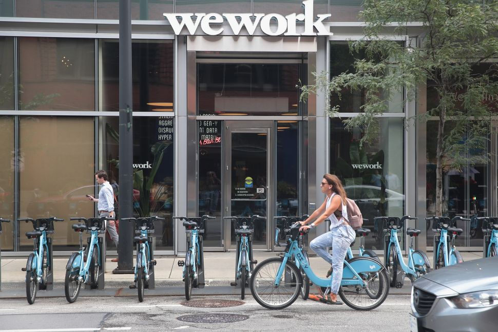 WeWork's subsidiaries are scrambling to reestablish themselves as independent companies.