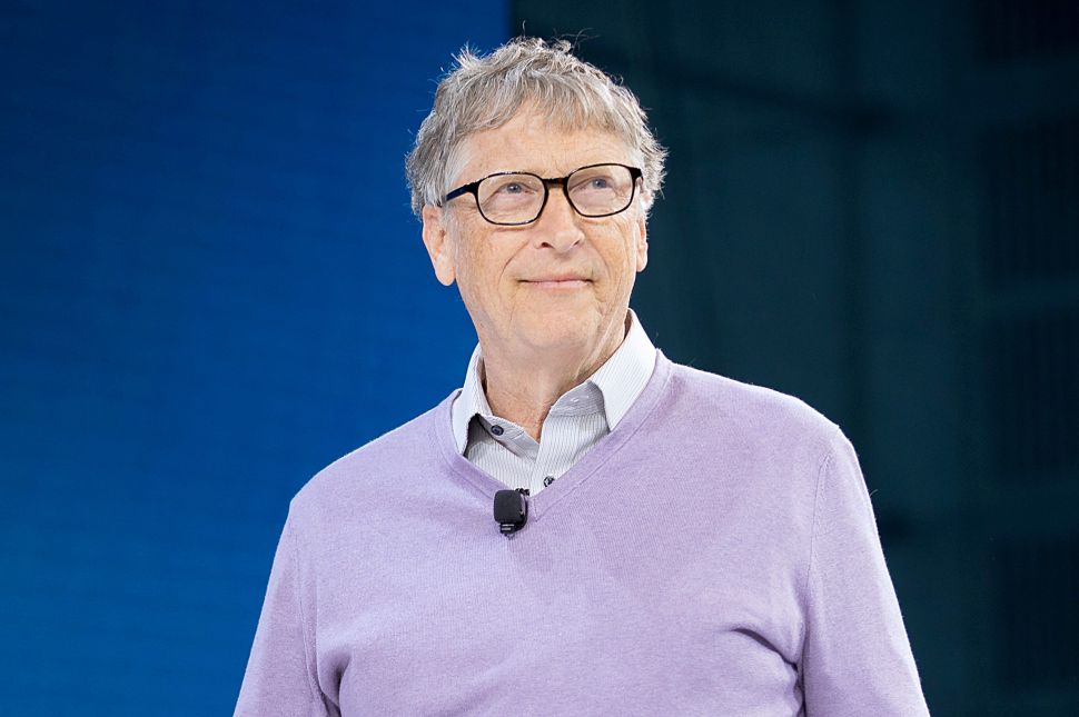 "Bill Gates has been a big fan of the HBO series ""Silicon Valley."""
