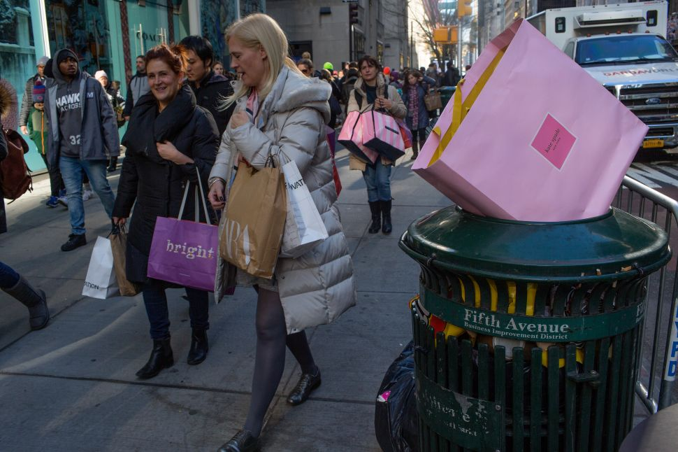 """Gift returns have become so common that UPS has coined the term """"National Return Day."""""""