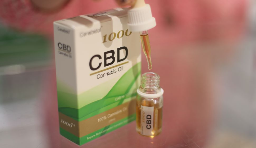 CBD and hemp oils should not produce a high when ingested.