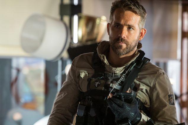 Netflix 6 Underground Ryan Reynolds
