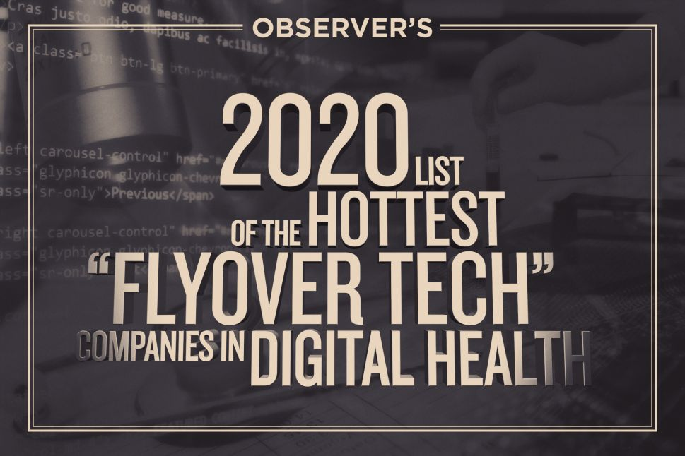 2020 JP Morgan Healthcare Conference Flyover Tech