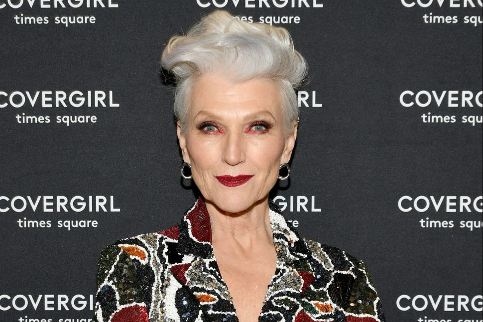 Maye Musk became the oldest spokesperson for CoverGirl in 2017 at age 69.