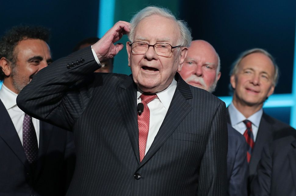 Warren Buffett's Berkshire Hathaway currently owns three jewelers, all purchased between 1989 and 2000.