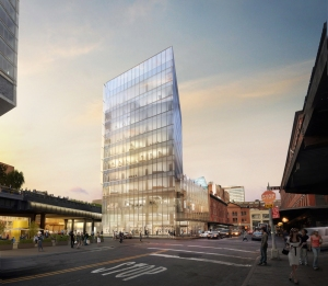 13th st rendering Controversial Meatpacking District Tower Approved by City Board