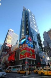 1540 broadway property shark 01 Nike to Boot Planet Hollywood from Times Square?
