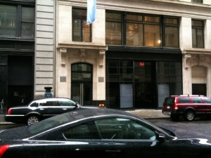 28 Where Madonna Once Passed Out, Office Leases Proliferate