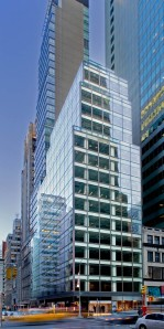 545 madison av This Beautiful Penthouse Is Glass Encased: Home Shopping Network's New Offices