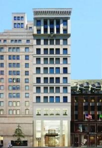 681 new facade 1 0 Mets Original Home Gets $150 M. in Financing