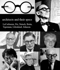 architect glasses Architects, Dust Off Your T Squares and Funny Glasses