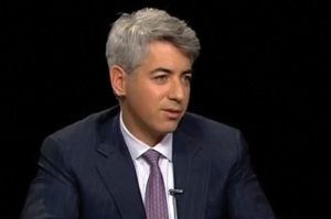 bill ackman on charlie rose Enter Ackman
