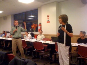 cb7 Community Board Approves Its Disapproval of Riverside Center